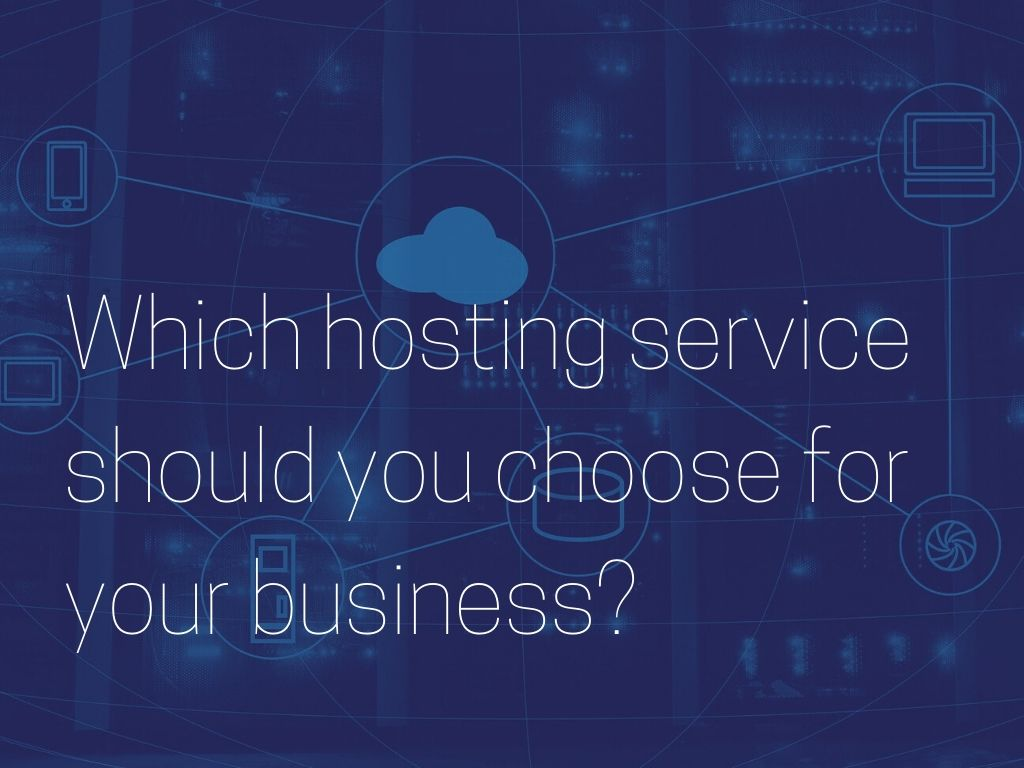 hosting service for your business