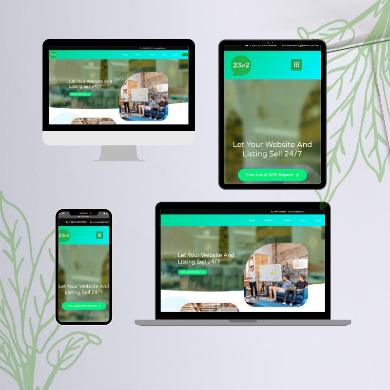 23e2 website on many platforms