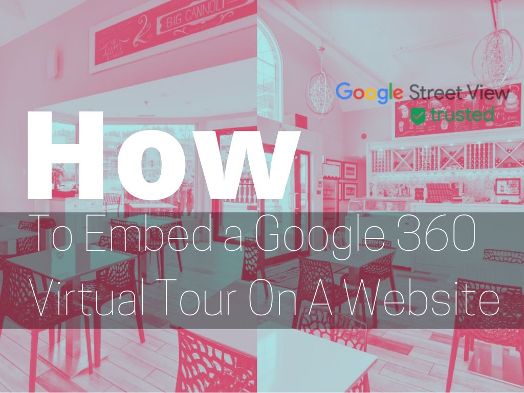 Google 360 virtual tour