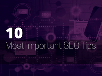 10 most important seo tips
