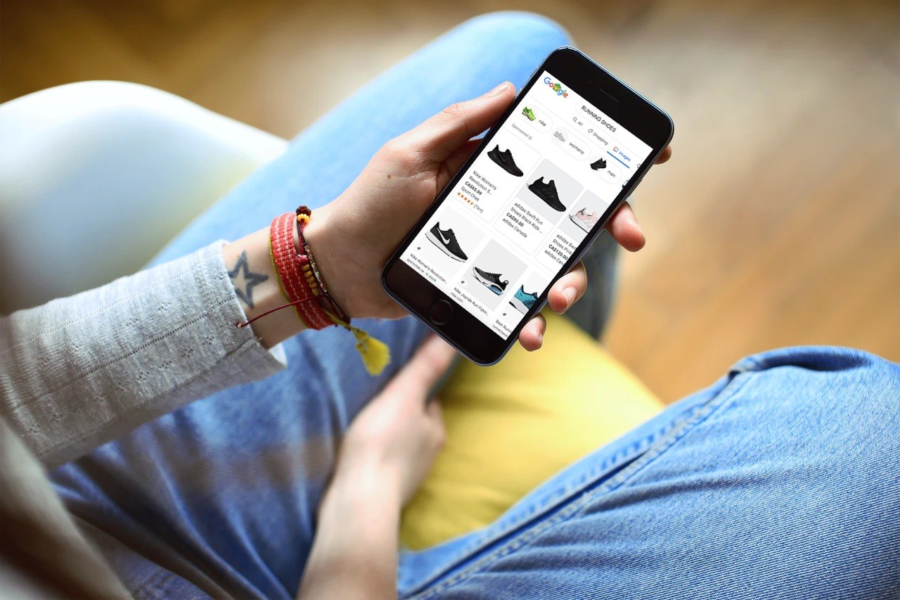 google shopping ads on mobile
