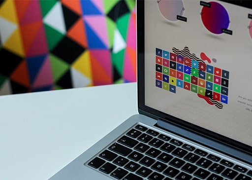responsive design on laptop