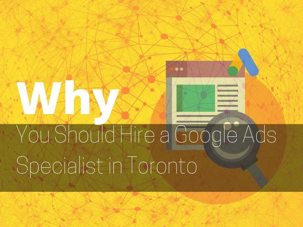 google ads specialist in toronto