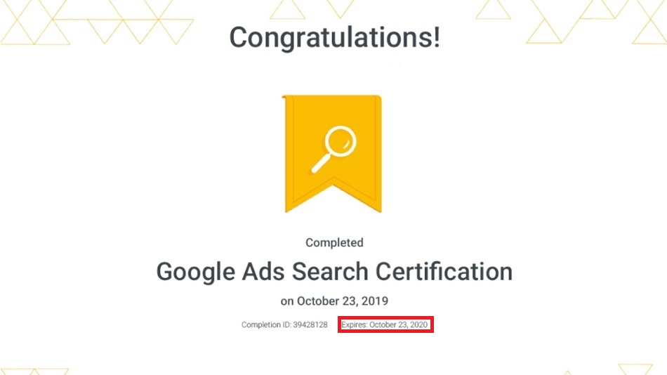 google ads certification toronto
