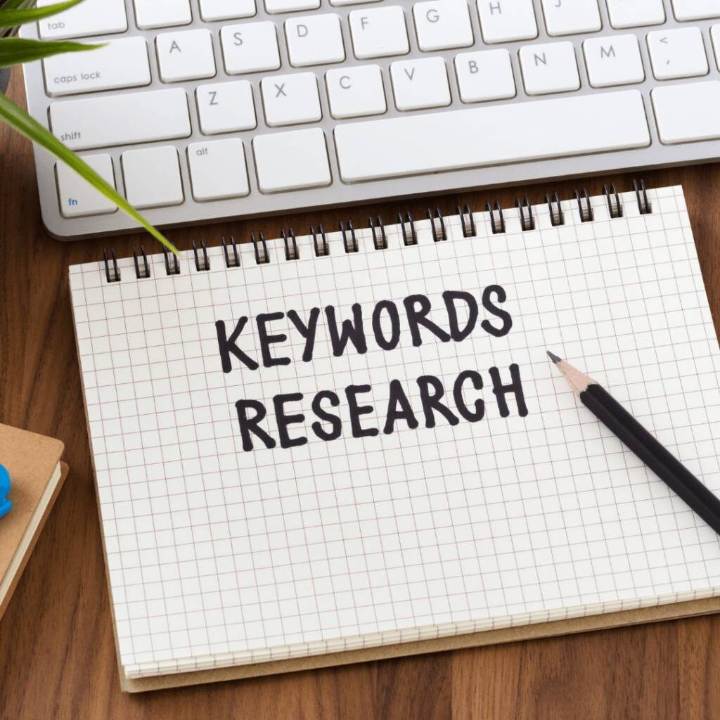 keyword research for landscaping companies
