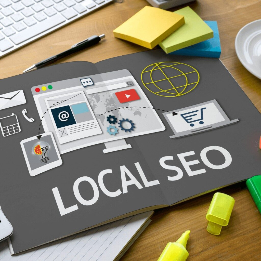 local seo for landscaping companies