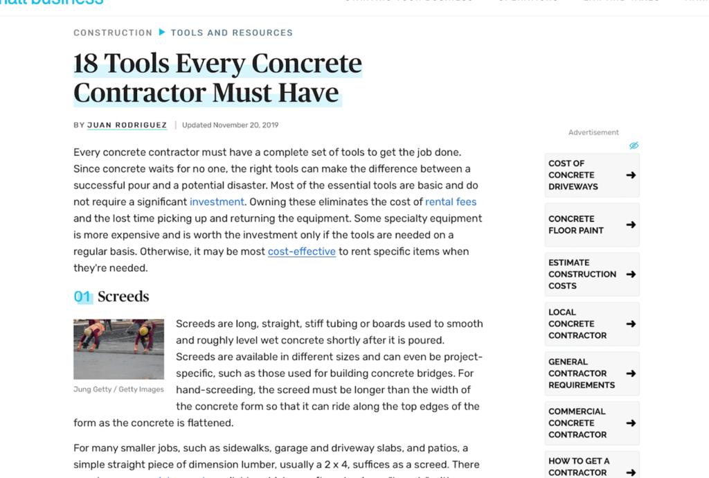 seo backlinks for builders