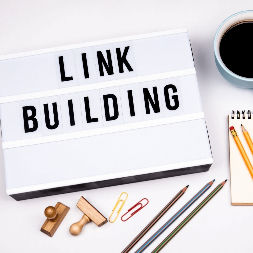 linking building for local seo