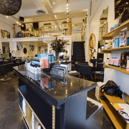 Gold Hair Lounge