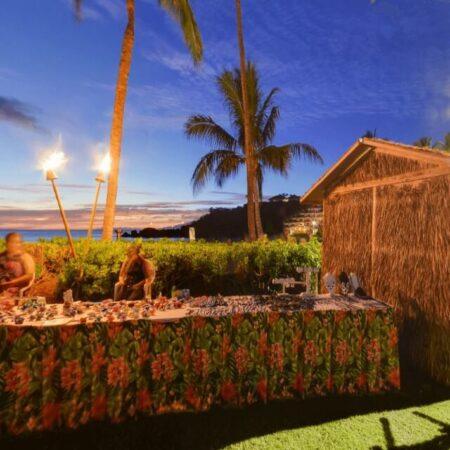 Sheraton Maui Luau
