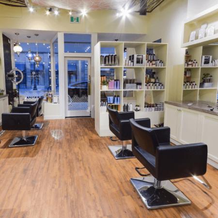 The Natural Hair Salon